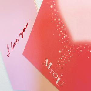 i love you グリーティングカード / ポストカードサイズ(封筒付き)