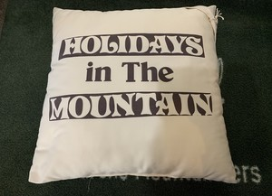 mountain research :holiday pad