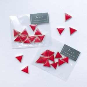 三角カボションパック(10p)