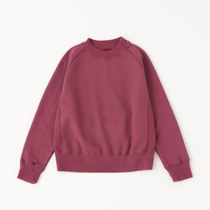 KIJI / BOTANICAL DYED CREW SWEAT SHIRTS