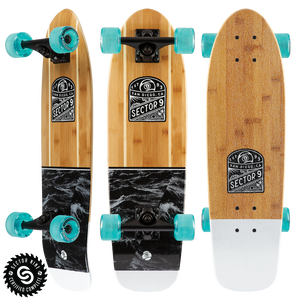 Sector 9 Bamboo Series / BILLOW BAMBINO
