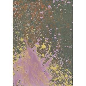 「無題」 キャンバスにアクリル * コンテンポラリーアート 現代美術 絵画 抽象画 内野隆文 takafumiuchino