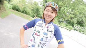 enjoy!cyclingジャージ(半袖)