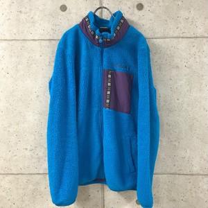 ADIDAS フリースジャケット size:L