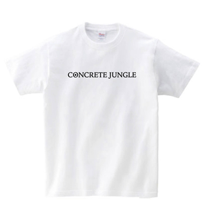 CONCRETE JUNGLE PHOTO TEE