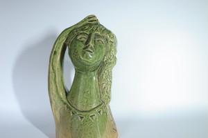 humanoid vase