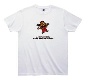 《山本周司Tシャツ》TY019/  A HISPANIC GIRL