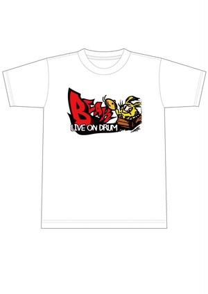 【限定】BEAKオフィシャルショップ開店記念Tシャツ【受注生産】
