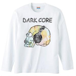 [ロングスリーブTシャツ] Dark Core