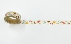 奈良絵マスキングテープ