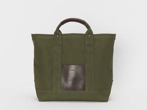 "Hender Scheme""campus bag small khaki green"""