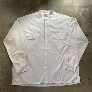 90s Band Collar Shirt