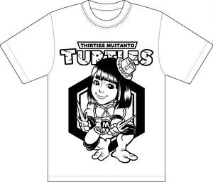 栗山夢衣オリジナルTシャツ<S/2XL>