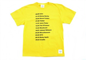 SNAKE PORNO 404 ERROR EXPOSURE  TEE YELLOW EXPOSURE YELLOW XL スネークポルノウィール