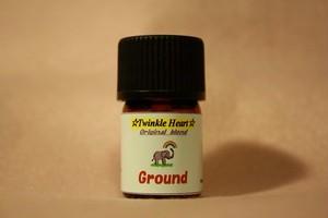 オリジナルブレンドオイル Ground 3ml