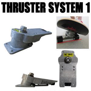スラスターシステム1 スケボーをサーフスケートに