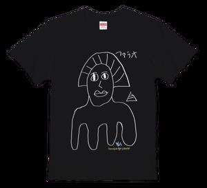 【ビッグファラオ】Tシャツ(黒)
