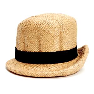 [curione] poivron raffia hat