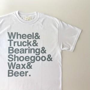 SKATE BOARDER Tシャツ