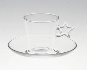 HTS-CS-001 Star cup & saucer