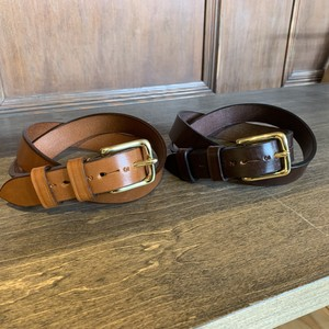 "Jabez Cliff ""Stirrup Leather Belt 2.8cm"""