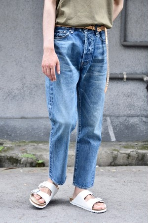 【ORDINARY FITS】5P ANKLE DENIM NEW 3year/OM-P020