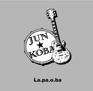 【残り1枚】JUN☆KOBA CD La.pa.o.ba