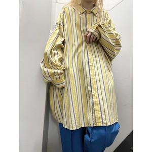 "Ralph Lauren ""6XL"" スーパービッグシャツ"