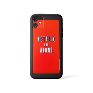 Netflix&Alone iPhoneケース 40