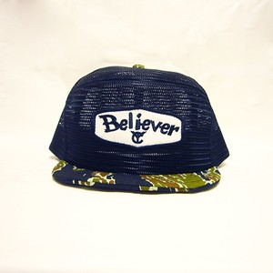 """BELIEVER ALL MESH CAP ""  YOSHIDACAPS"