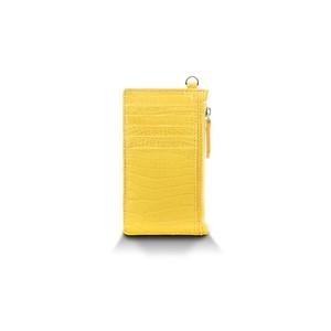カードケース(イエロー)
