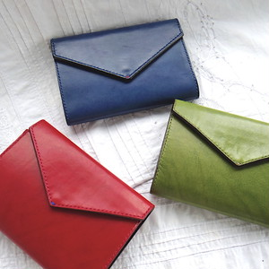 Letter - Leather Notebook cover-M
