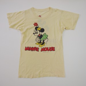 "1970s ""MINNIE MOUSE"" TEE"