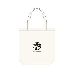 PIGSTY Donation Tote bag Natural