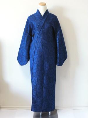 2分で着れるかんたん浴衣単品(ブルー)