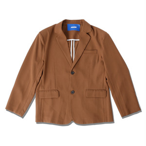 TAILORD JACKET / BROWN