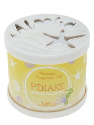 ≪再入荷≫【kahiko/カヒコ】ギフトに人気!シェルフレグランスジェル PIKAKE 香り缶 ピカケ