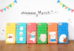 iPhone ハードケース │ Shiawase March♪