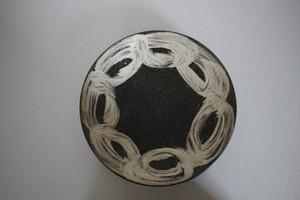 池田大介|刷毛目 ケーキ皿