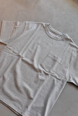 EEL Products Active Tee (アクティビティー) Gray
