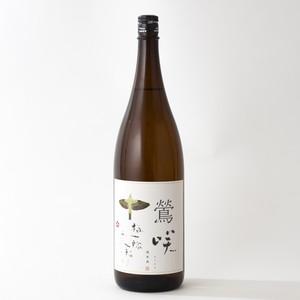 宮寒梅produce  鶯咲 純米酒 1800ml