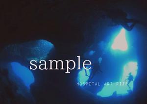 洞窟の写真