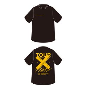 リフレインツアー Tシャツ (BLACK)