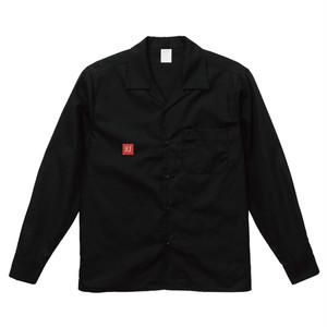 Maboroshi L/S Shirts BLACK
