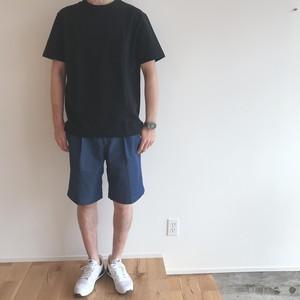 niuhans  Supima Cotton  Lightweight Denim Classic Shorts