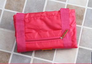 折りたたみ バッグ ピンク 旅行 大容量 トラベル 出張 軽量 防水 レディース メンズ hxab053
