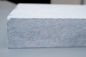 レセパル 150 x 150 x 45mm / 石膏ボード 型成形 ハンドレイアップ