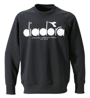 DSW0111 スウェットクルーネックシャツ
