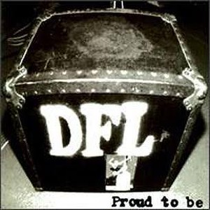 【USED】DEAD FUCKING LAST / Proud to be