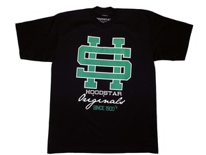 Since 1900's(HOODSTAR) Black×Green